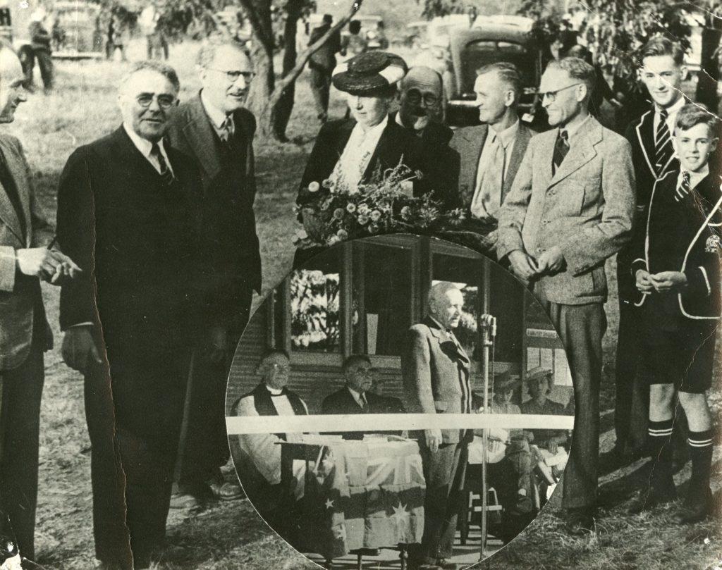 Yarra Junction Campus Opens 1947