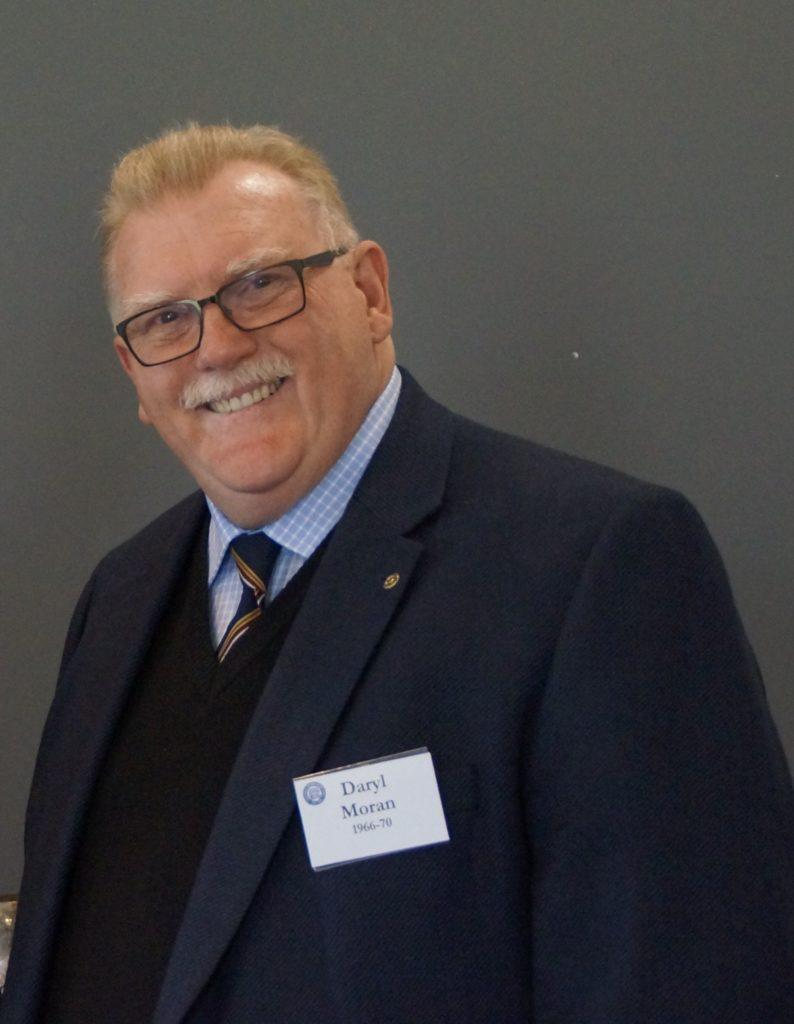 Daryl Moran