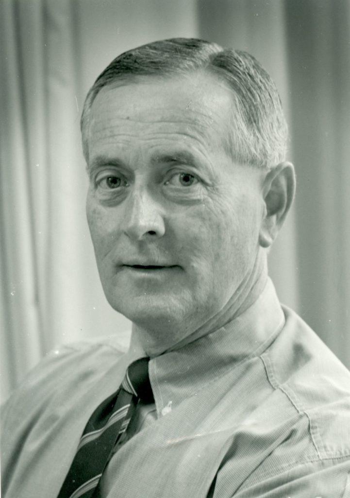 Geoff Reilley Executive Director