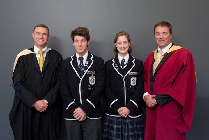 Andrew Syme Becomes Principal