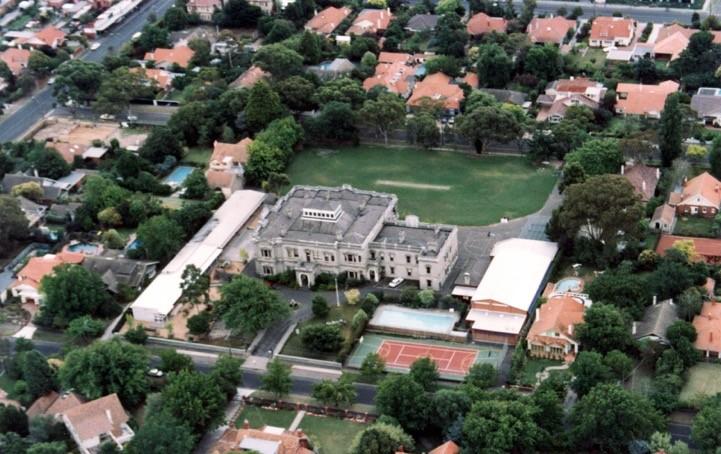Primary Campus Established