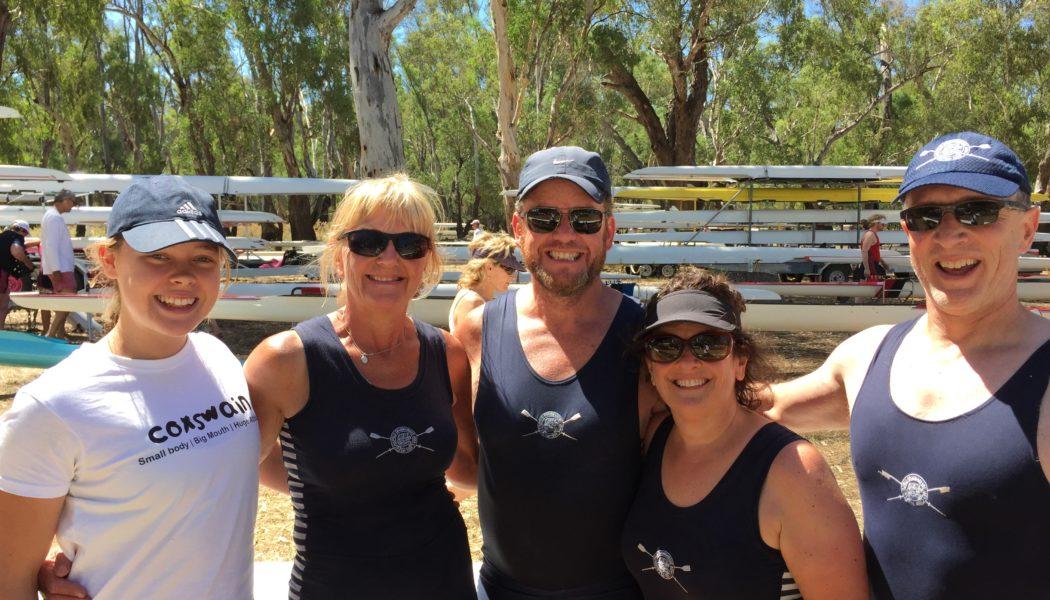 Caulfield Grammarians Rowing Club