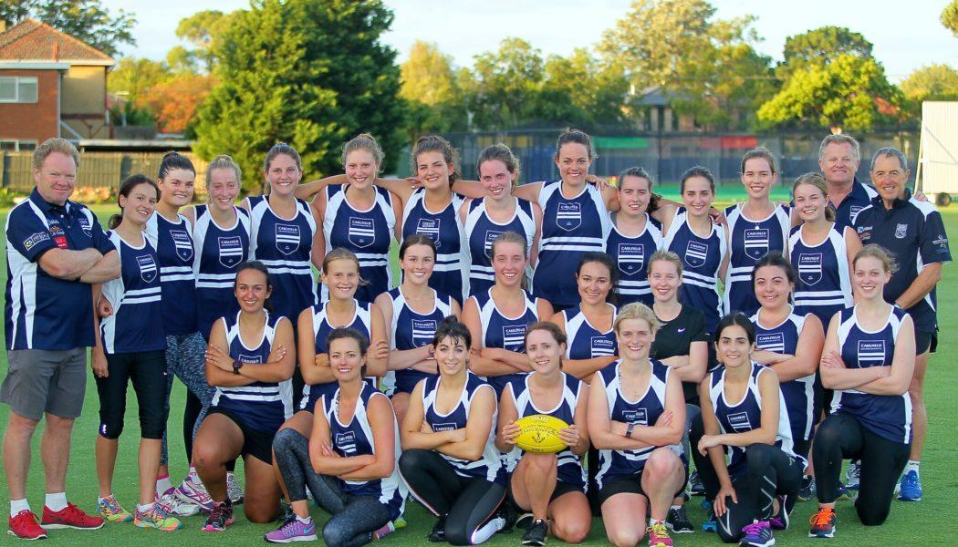 women's football team
