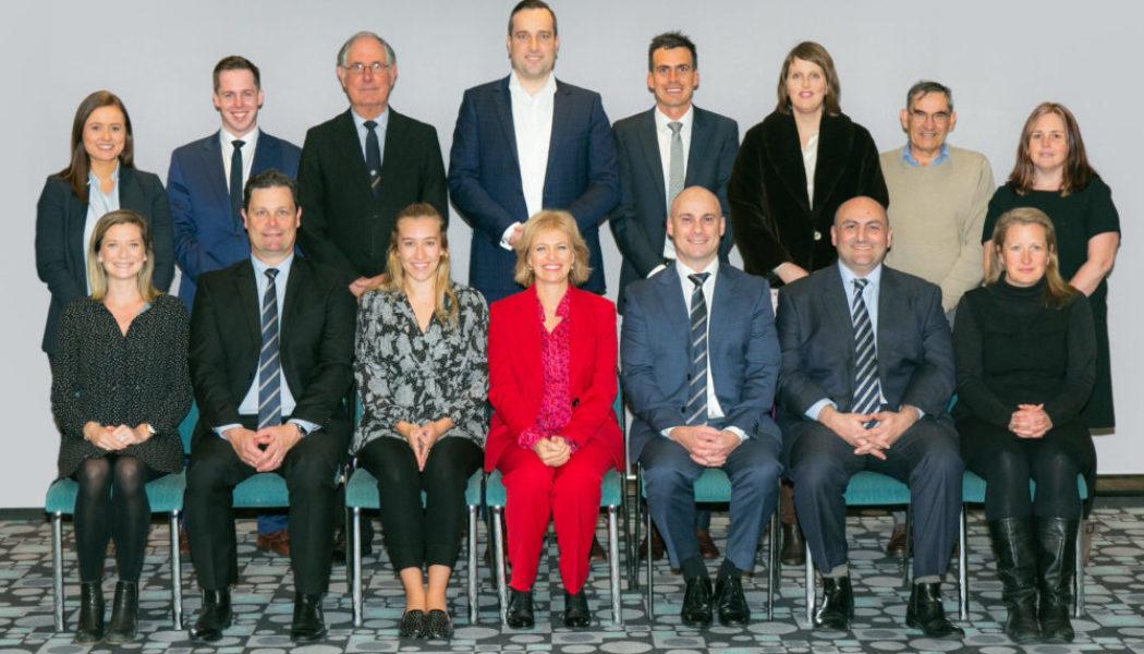 CGA AGM - Committee