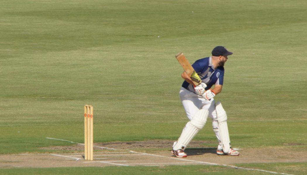 CGA Cricket Report