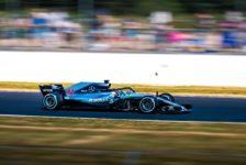 Sam Lister - Mercedes formula 1