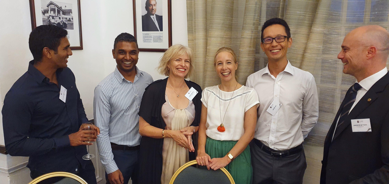 Singapore International Reunion