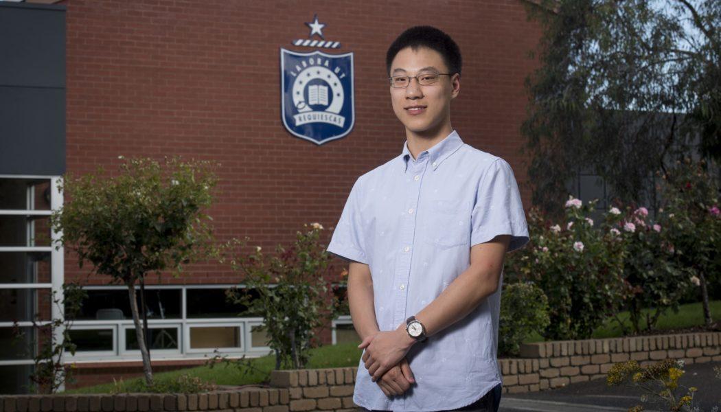 Jerry Mao class of 2018