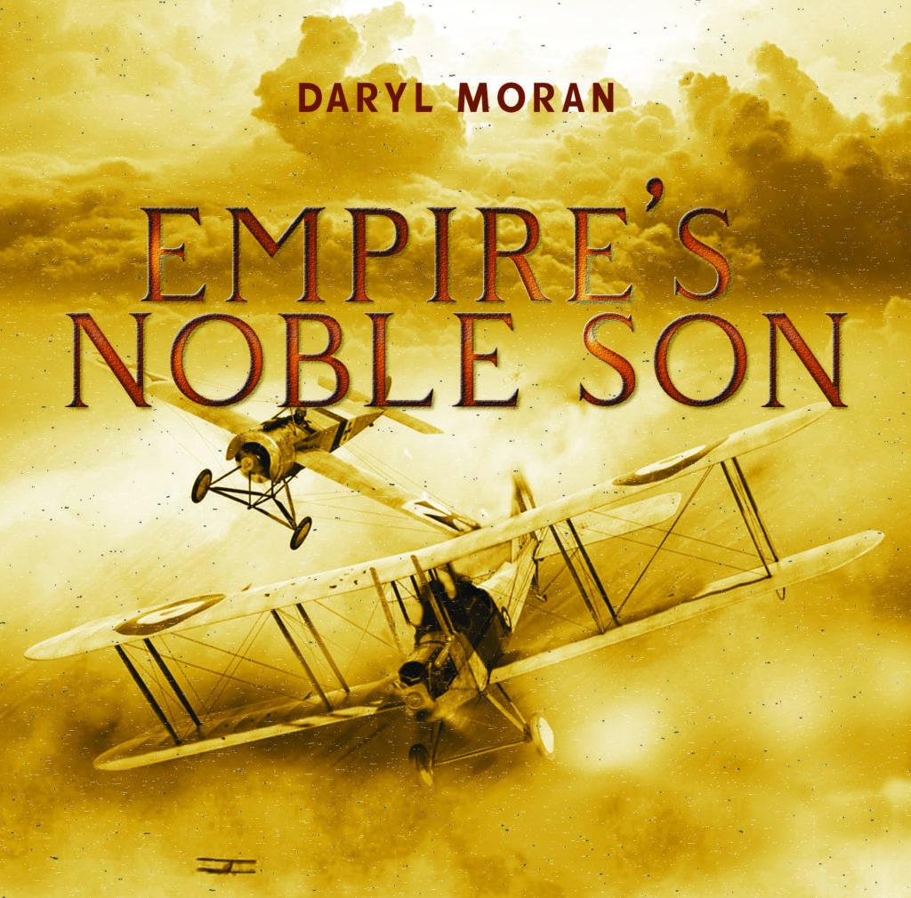 Daryl Moran book cover Empire's Noble Son