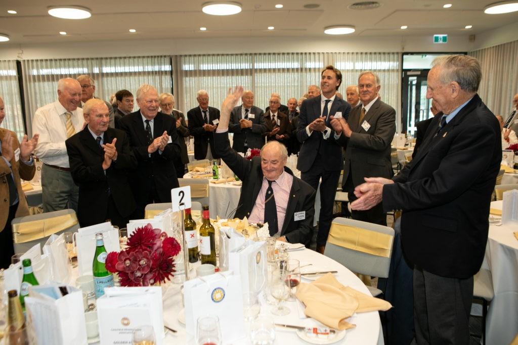 Golden Alumni Society - Linday's Birthday