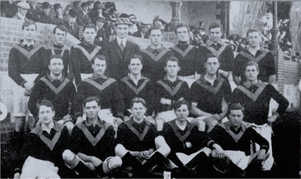 Jack Robinson - Melbourne University Team