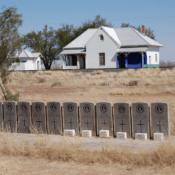 Charles Reginald Handfield Grave