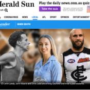 Caulfield Grammarians - Herald Sun