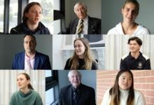Alumni Conversations - video montage