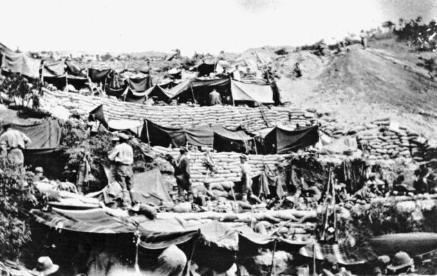 troops-ANZAC-camps-Gallipoli-Peninsula-World-War