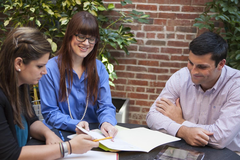 career networking - mentoring circles