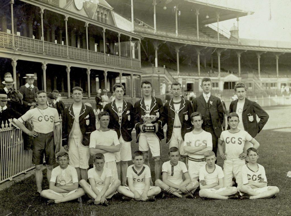 Claude Crowl - 1905 Athletic Team Champions