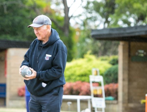 Nigel Kendall CGA Bowls 2019