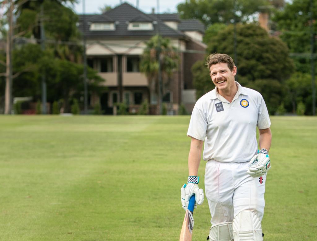 Cricket Club - Cameron Scholten