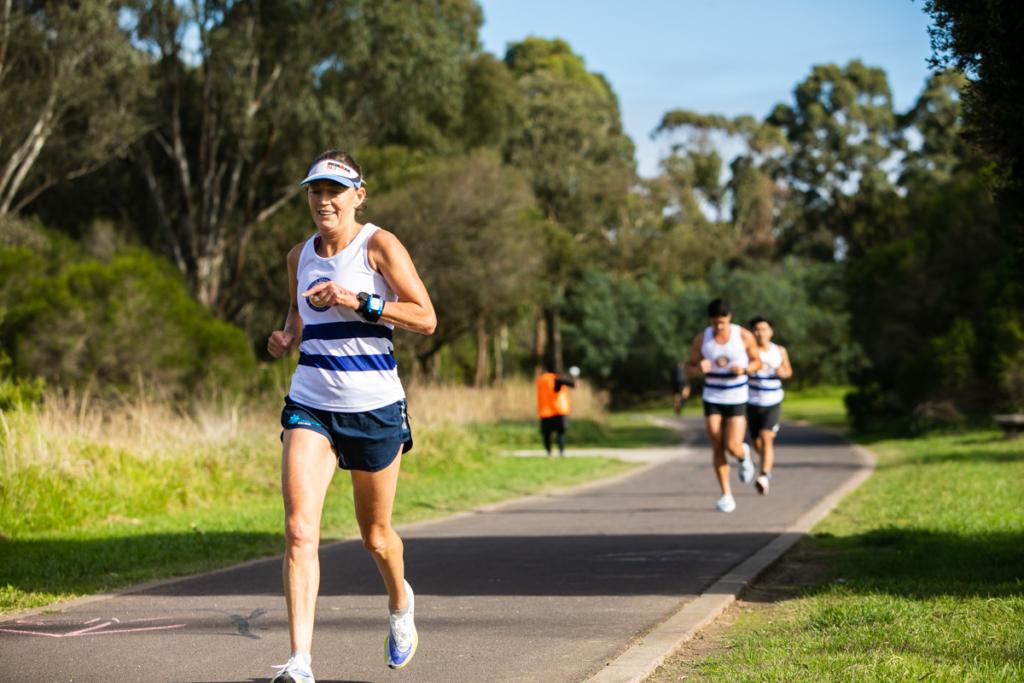 CGA Athletics Club - Annie Martin