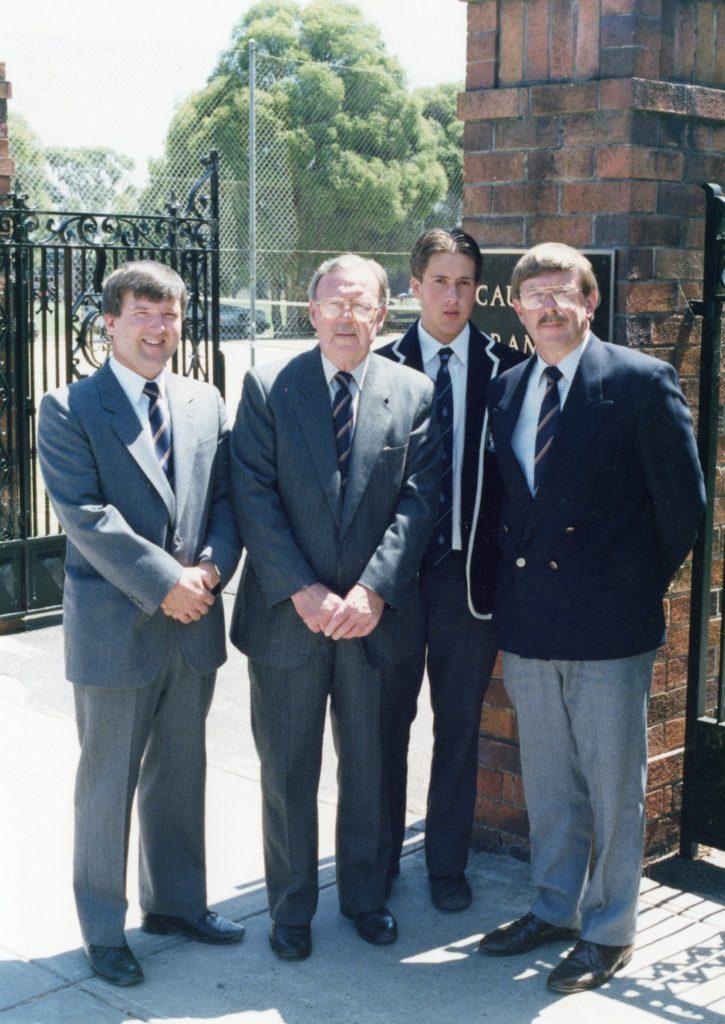 1991 Crabtee Family