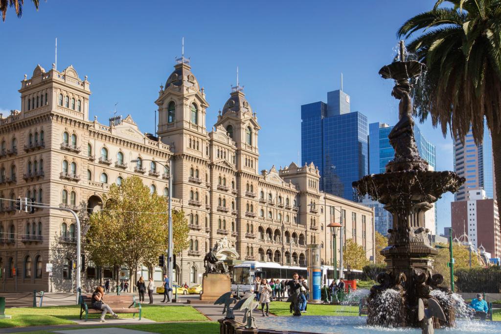The Windsor Melbourne