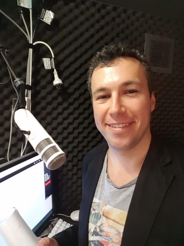 Max Belmonte - Voice Overs
