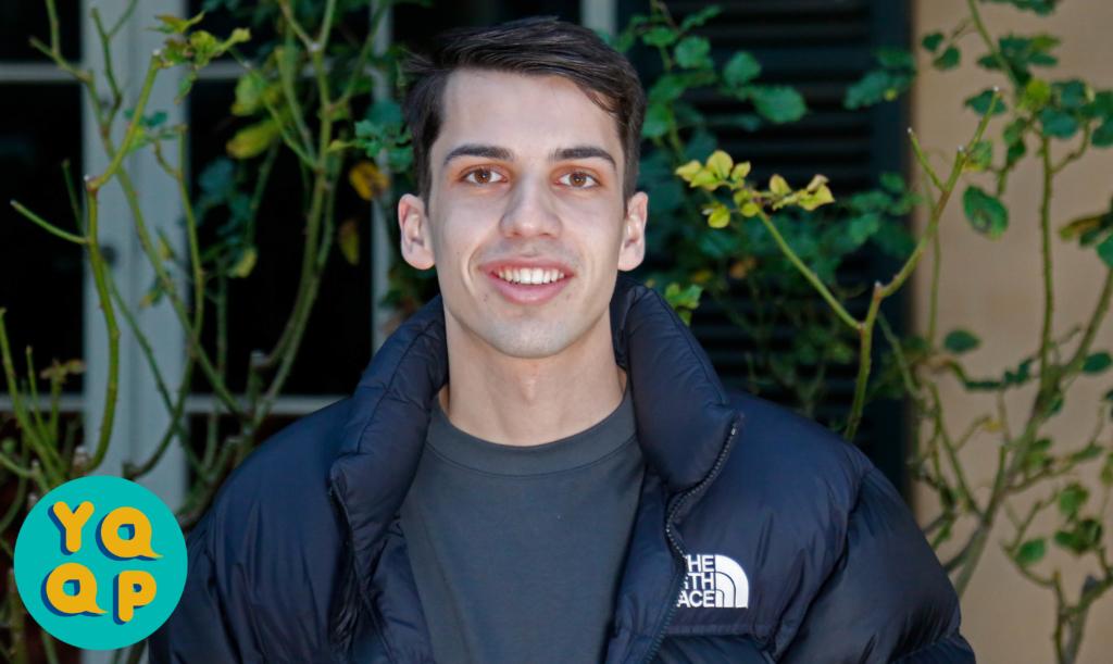 Tahir Hunter (alumni profile)